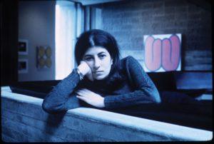 Samia Halaby — AWARE Women artists / Femmes artistes