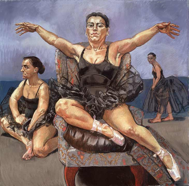 Paula Rego — AWARE Women artists / Femmes artistes