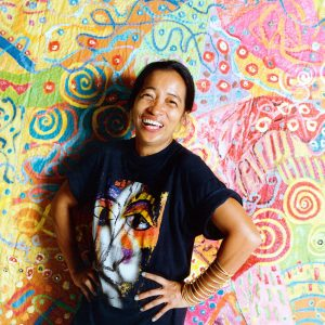 Pacita Abad — AWARE Women artists / Femmes artistes
