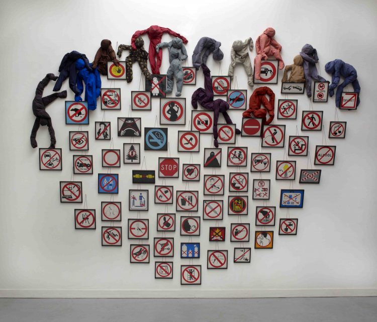 Annette Messager — AWARE Women artists / Femmes artistes
