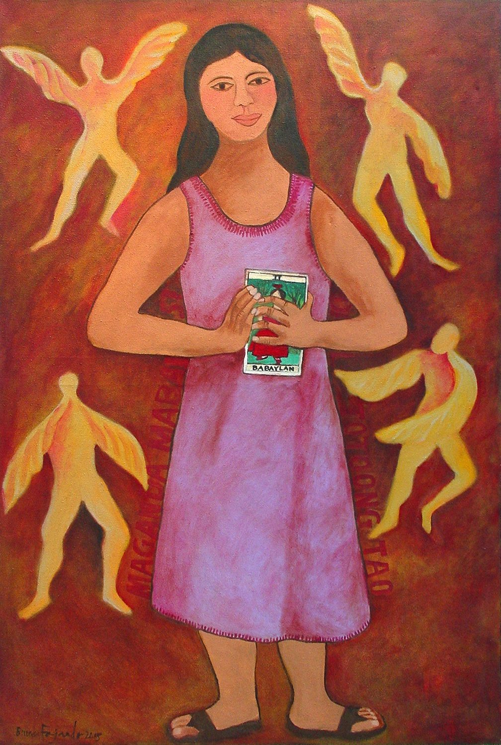 Brenda Fajardo - Archives of Women Artists, Research and