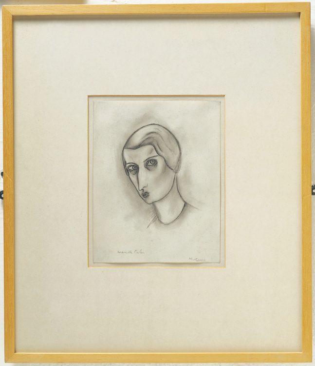 Marcelle Cahn — AWARE Women artists / Femmes artistes