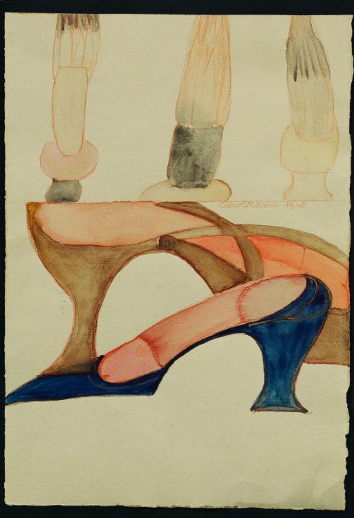 Carol Rama — AWARE Women artists / Femmes artistes
