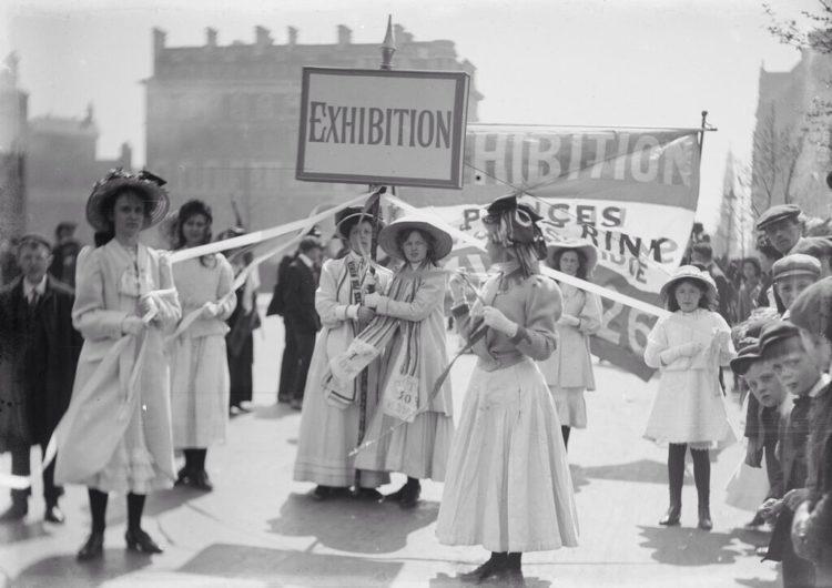 Who's afraid of women photographers ? at musée de l'Orangerie - AWARE