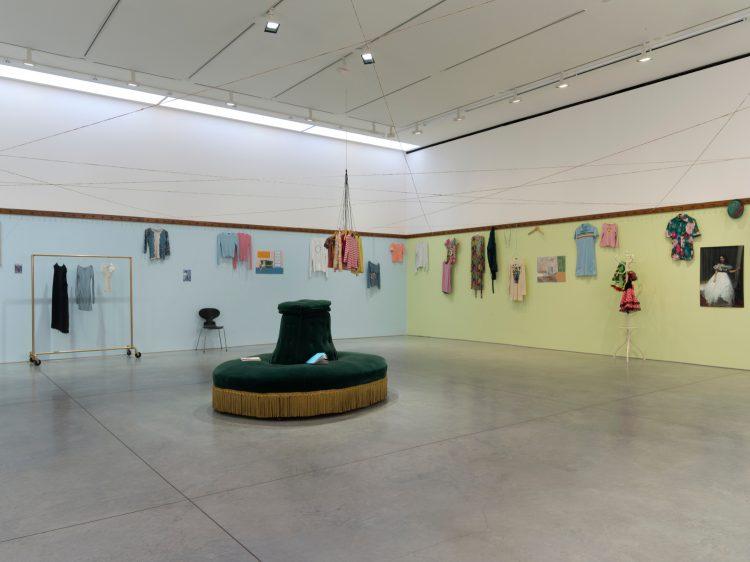 Dominique Gonzalez-Foerster — AWARE Women artists / Femmes artistes