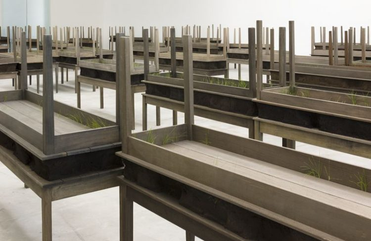 Doris Salcedo — AWARE Women artists / Femmes artistes