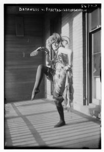 Elsa von Freytag-Loringhoven — AWARE Women artists / Femmes artistes