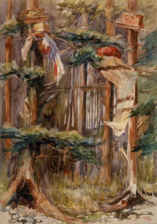 Emily Carr — AWARE Women artists / Femmes artistes