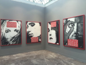 Qui sont les femmes exposées à la FIAC 2016 ? - AWARE Artistes femmes / women artists