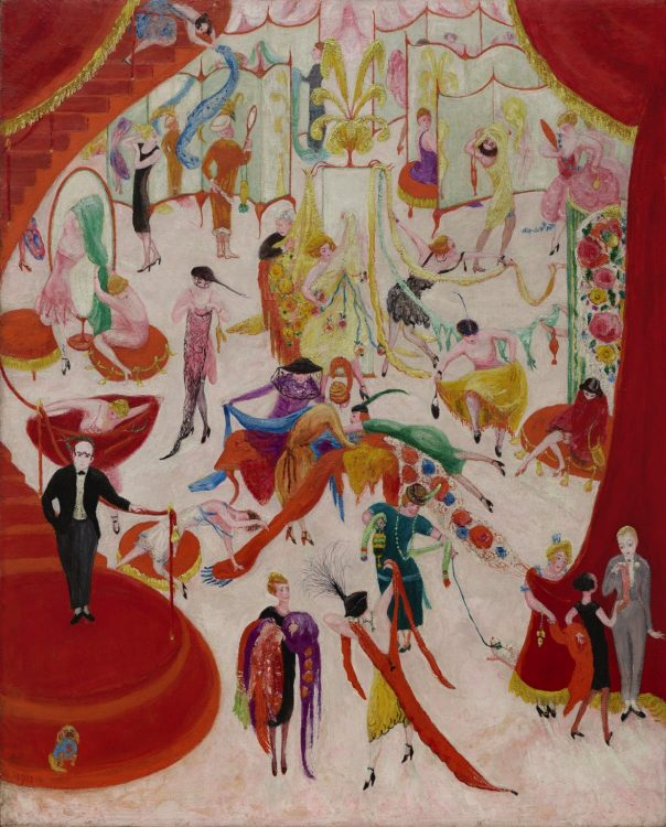 Florine Stettheimer — AWARE Women artists / Femmes artistes