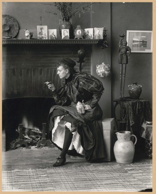 Frances Benjamin Johnston — AWARE Women artists / Femmes artistes