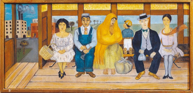 Frida Kahlo — AWARE Women artists / Femmes artistes