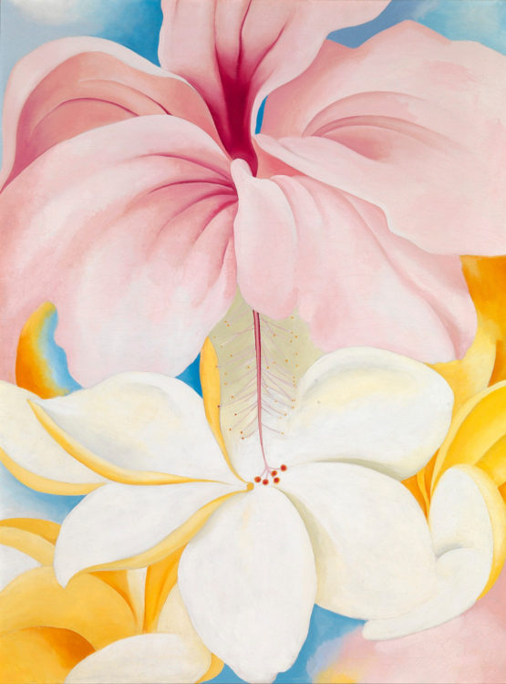 Georgia O'Keeffe — AWARE Women artists / Femmes artistes