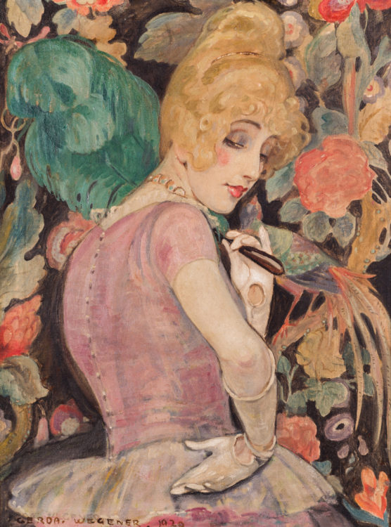 Gerda Wegener - AWARE