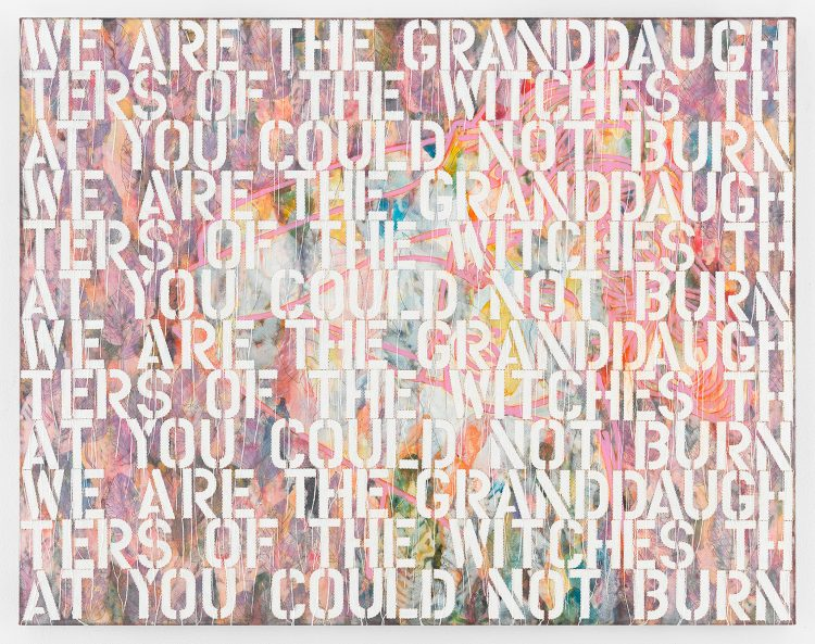 Ghada Amer — AWARE Women artists / Femmes artistes