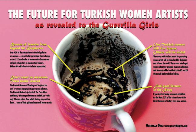 Guerrilla Girls — AWARE Women artists / Femmes artistes