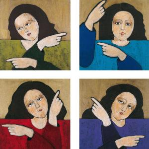 Gülsün Karamustafa. Chronografia - AWARE Artistes femmes / women artists