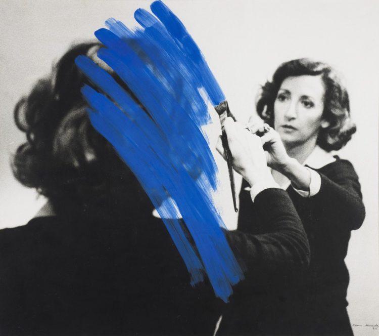 Helena Almeida. Corpus - AWARE