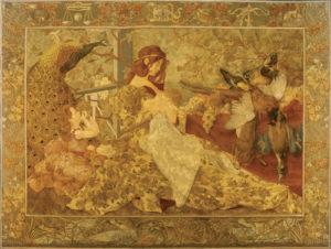 La vocation artistique à l'épreuve du mariage dans la Belgique du XIXe siècle - AWARE Artistes femmes / women artists