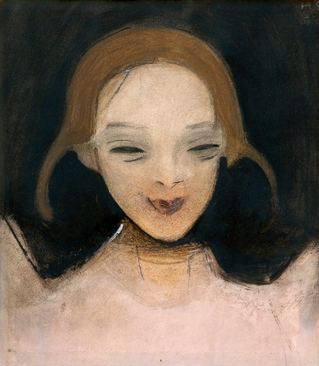Helene Schjerfbeck — AWARE Women artists / Femmes artistes