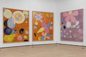 Hilma af Klint : la mère de l'abstraction - AWARE Artistes femmes / women artists