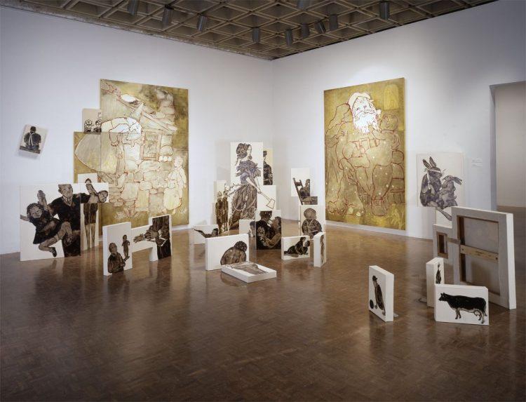 Ida Applebroog — AWARE Women artists / Femmes artistes