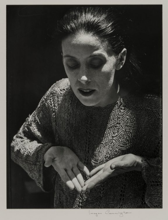 Imogen Cunningham — AWARE Women artists / Femmes artistes