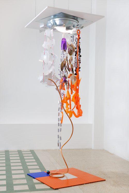 Jessica Stockholder — AWARE Women artists / Femmes artistes
