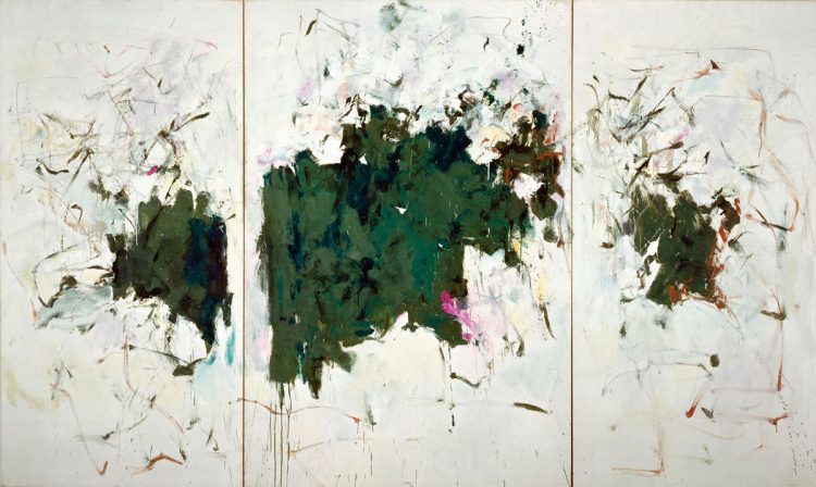 Joan Mitchell — AWARE Women artists / Femmes artistes