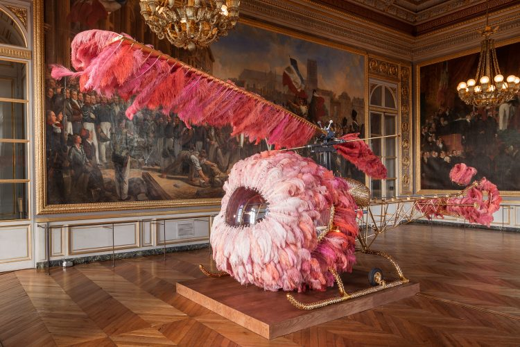 Joana Vasconcelos — AWARE Women artists / Femmes artistes