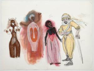 Norma by Kara Walker - AWARE Artistes femmes / women artists