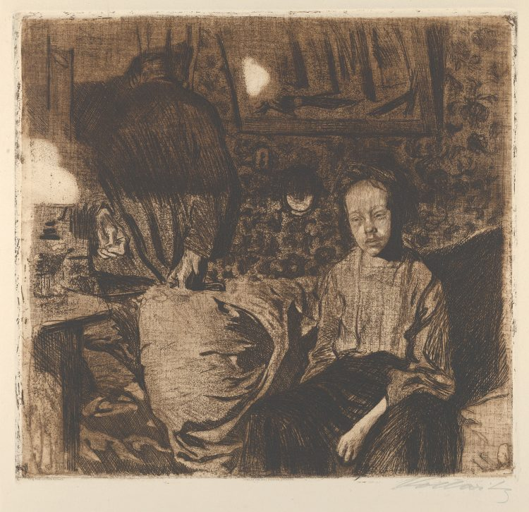 Käthe Kollwitz — AWARE Women artists / Femmes artistes