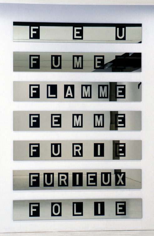 Lea Lublin — AWARE Women artists / Femmes artistes