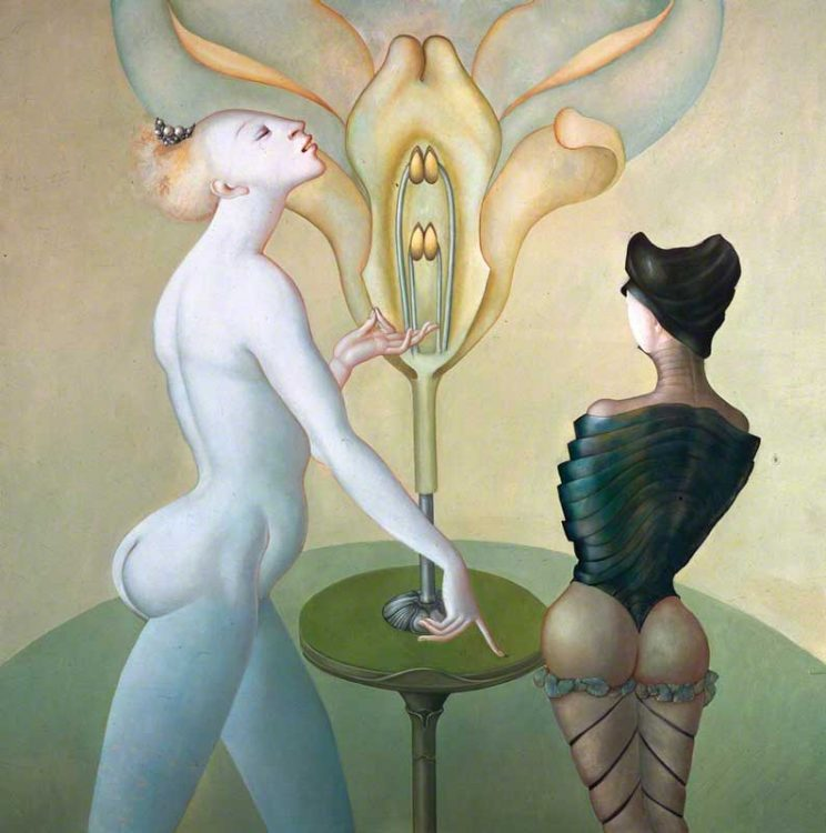 Leonor Fini — AWARE Women artists / Femmes artistes