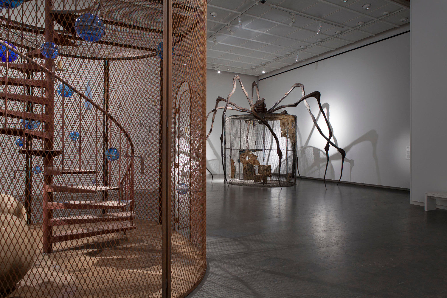 Louise Bourgeois – Structures of Existence: The Cells - AWARE Artistes femmes / women artists