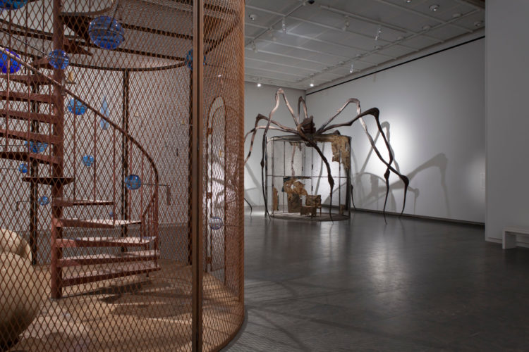Louise Bourgeois – Structures of Existence: The Cells - AWARE