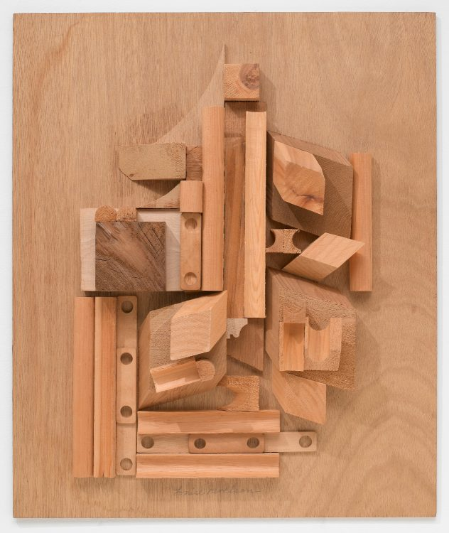 Louise Nevelson — AWARE Women artists / Femmes artistes