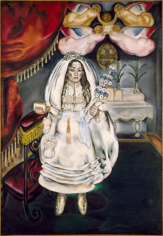 María Blanchard — AWARE Women artists / Femmes artistes