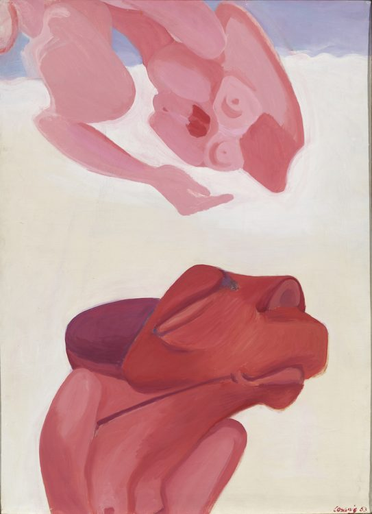 Maria Lassnig — AWARE Women artists / Femmes artistes