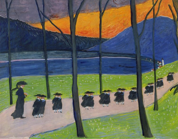 Marianne von Werefkin — AWARE Women artists / Femmes artistes