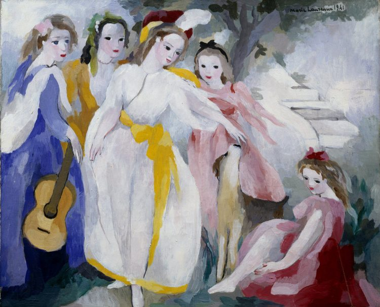 Marie Laurencin — AWARE Women artists / Femmes artistes