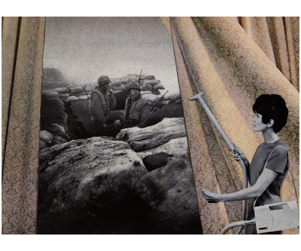 Martha Rosler — AWARE Women artists / Femmes artistes