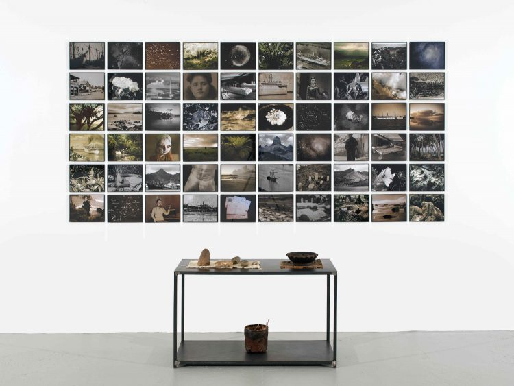 Michelle Stuart — AWARE Women artists / Femmes artistes