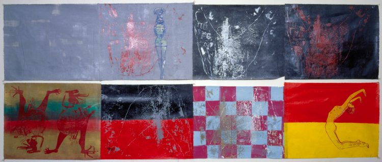 Nancy Spero — AWARE Women artists / Femmes artistes