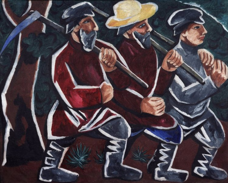 Natalia Gontcharova — AWARE Women artists / Femmes artistes