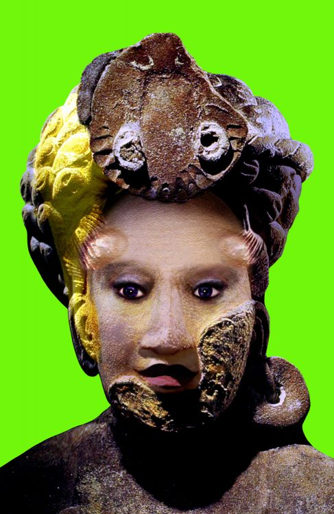 ORLAN — AWARE Women artists / Femmes artistes