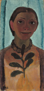 Paula Modersohn-Becker, An Intensely Artistic Eye - AWARE Artistes femmes / women artists