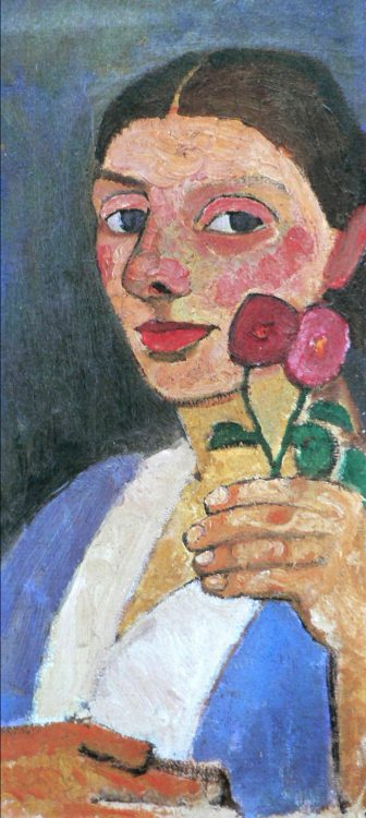 Paula Modersohn-Becker — AWARE Women artists / Femmes artistes