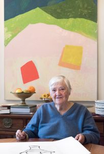 Etel Adnan — AWARE Women artists / Femmes artistes