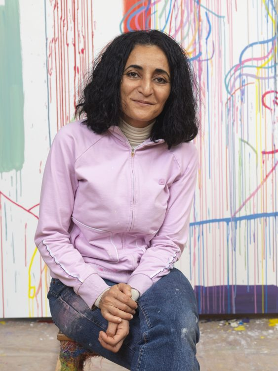 Ghada Amer - AWARE